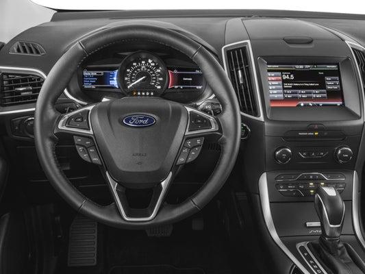 2016 Ford Edge Sel In Narragansett Ri Flood Lincoln