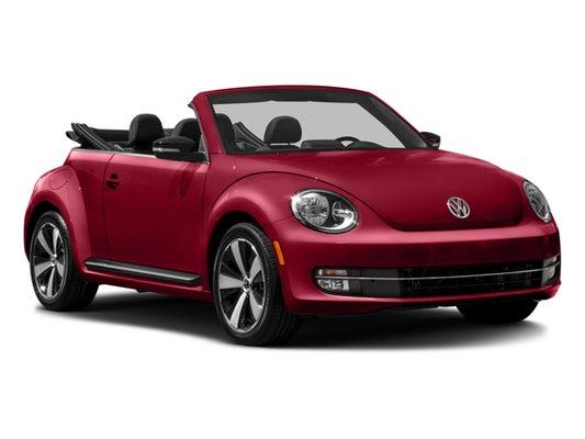 2016 Volkswagen Beetle Convertible 1 8t In Narragansett Ri Flood Ford Lincoln