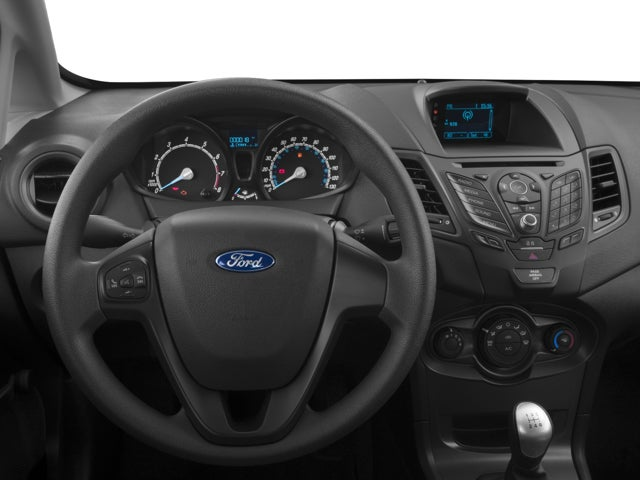2018 Ford Fiesta Se Narragansett Ri South Kingstown