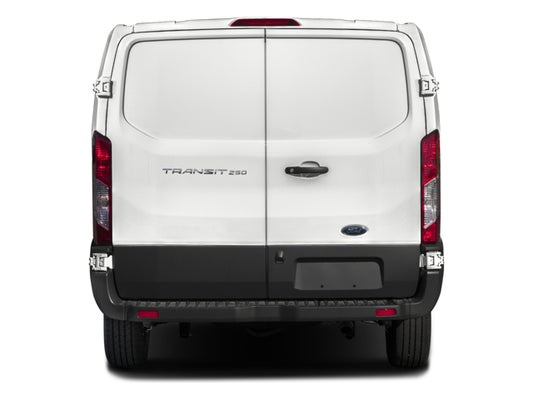 2018 Ford Transit-250 w/60/40 Pass-Side Cargo Doors