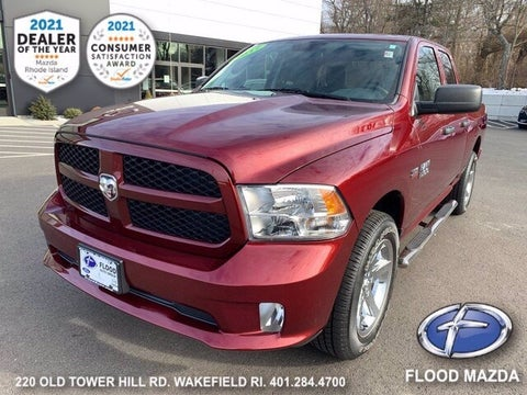Used Ram 1500 East Greenwich Ri